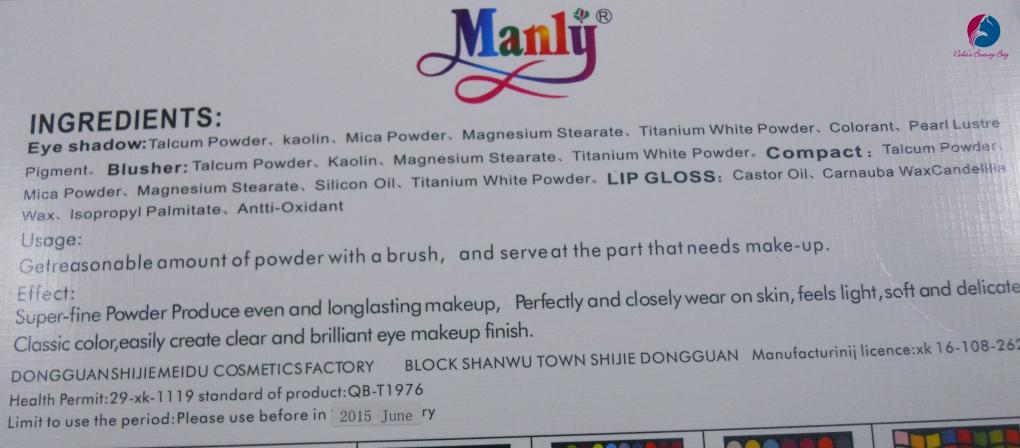Manly Blusher Eyeshadow