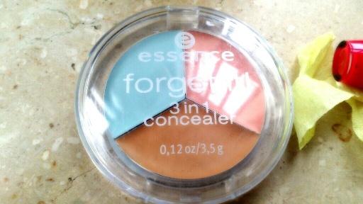 Essence 3in1 Concealer