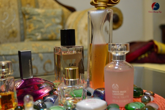 my-perfumes-collection