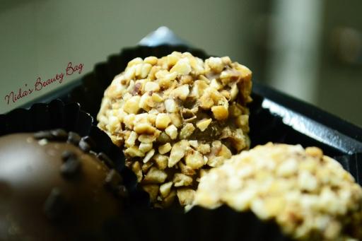 Hazel Nut Truffles