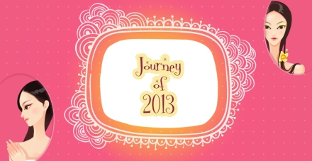 Happening Journey of 2013
