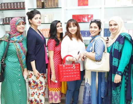 Bloggers Fest'14 at DMC Scentsation-3