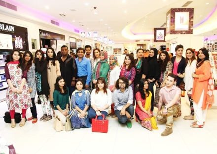 Bloggers Fest'14 at DMC Scentsation