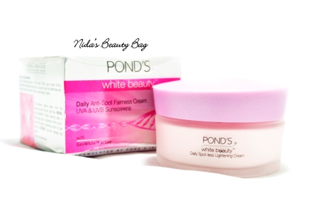 Ponds-daily-anti-spot-fairness-cream