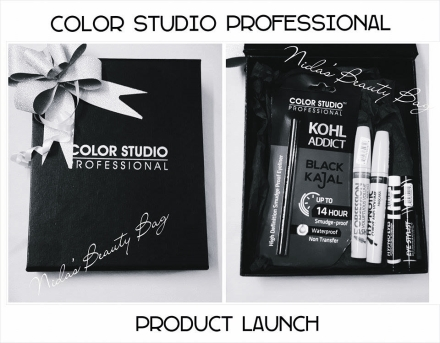 Color Studio Professionl Product Launch