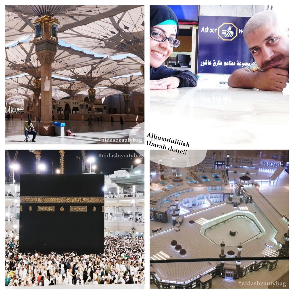 Travel Diary-Umrah-MakkahMadina