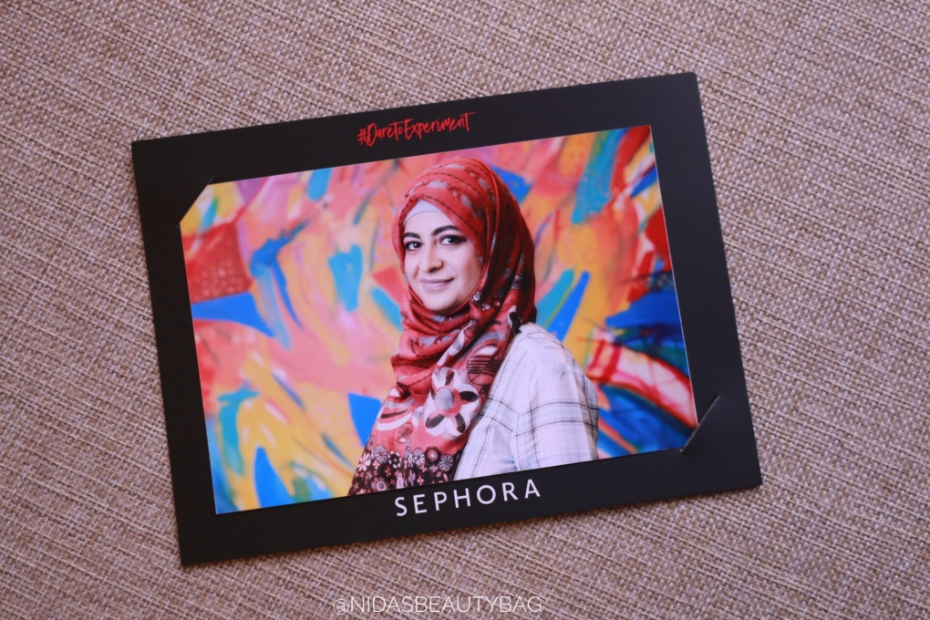 Sephora always print pictures for you